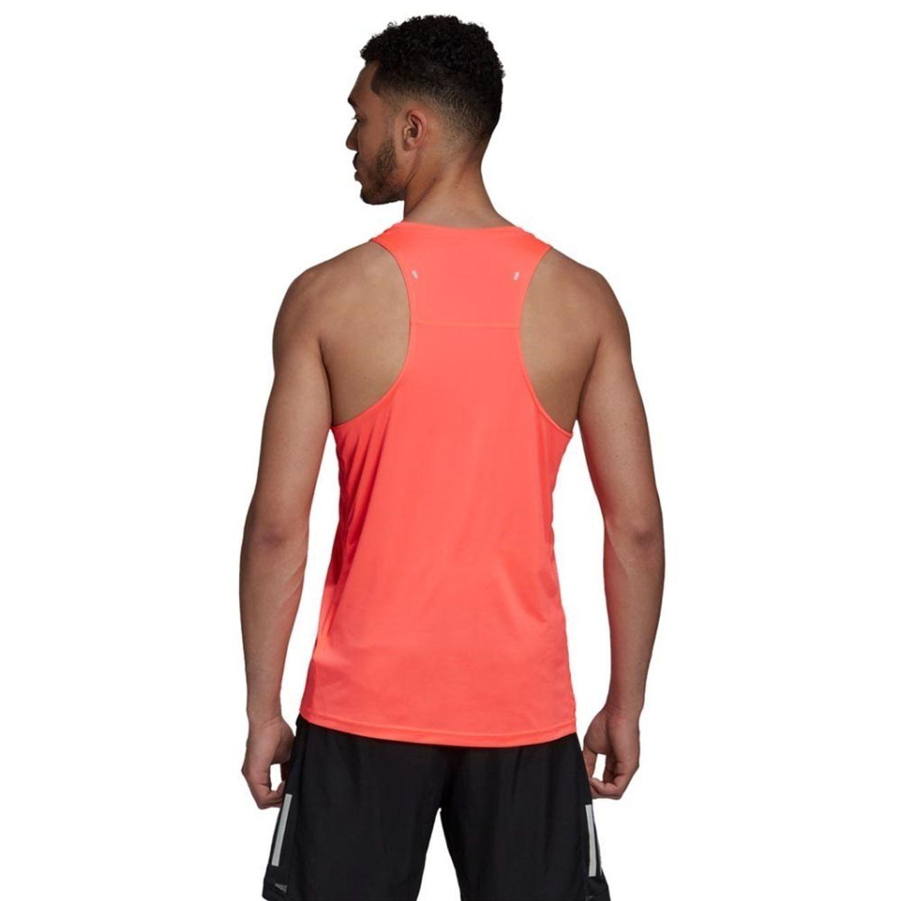 running homme ADIDAS Adidas Own The Run 3STRIPES PB Singlet M