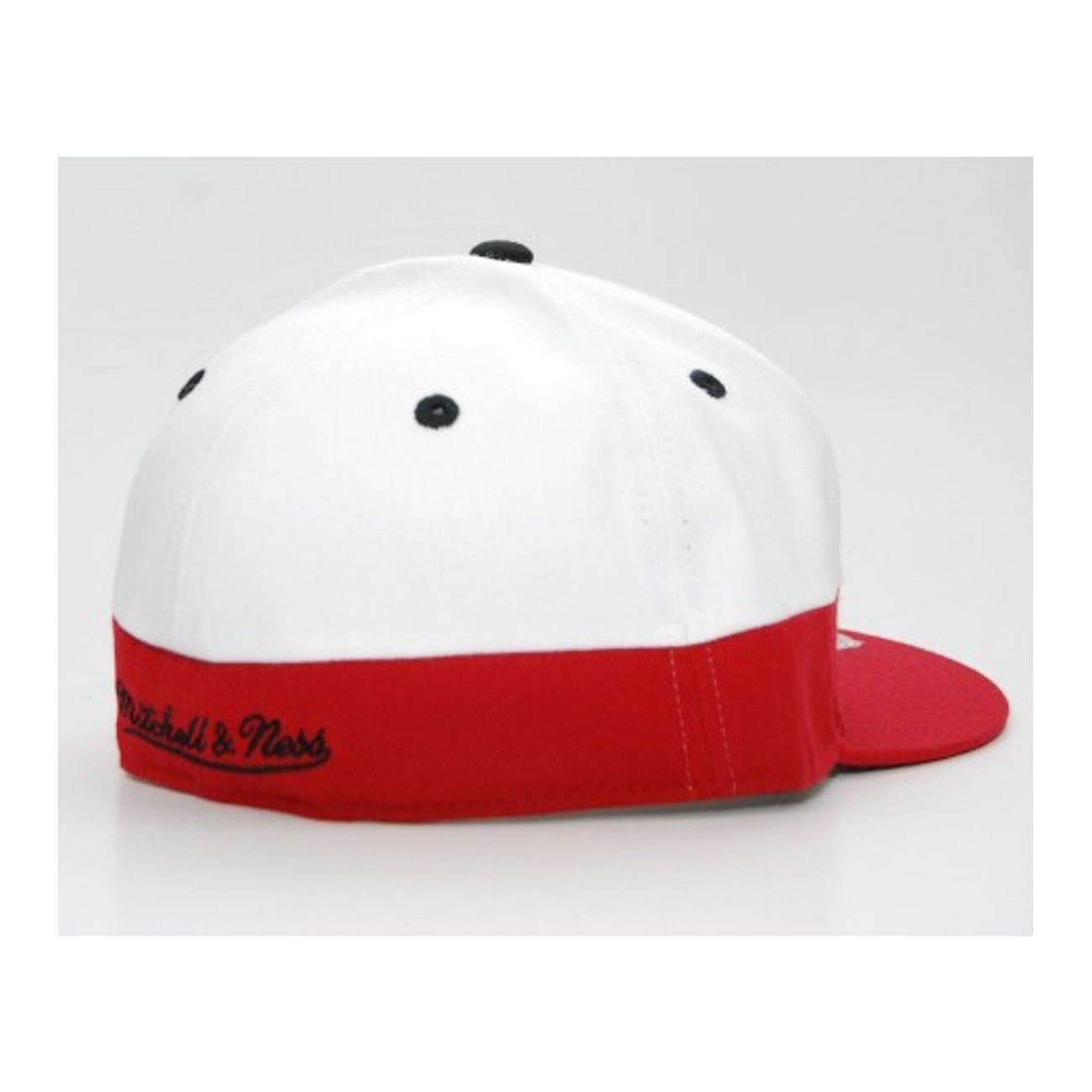 Mode- Lifestyle adulte MITCHELL AND NESS EXCLU! MITCHELL & NESS HEAT Miami Blanc / Rouge White Crown