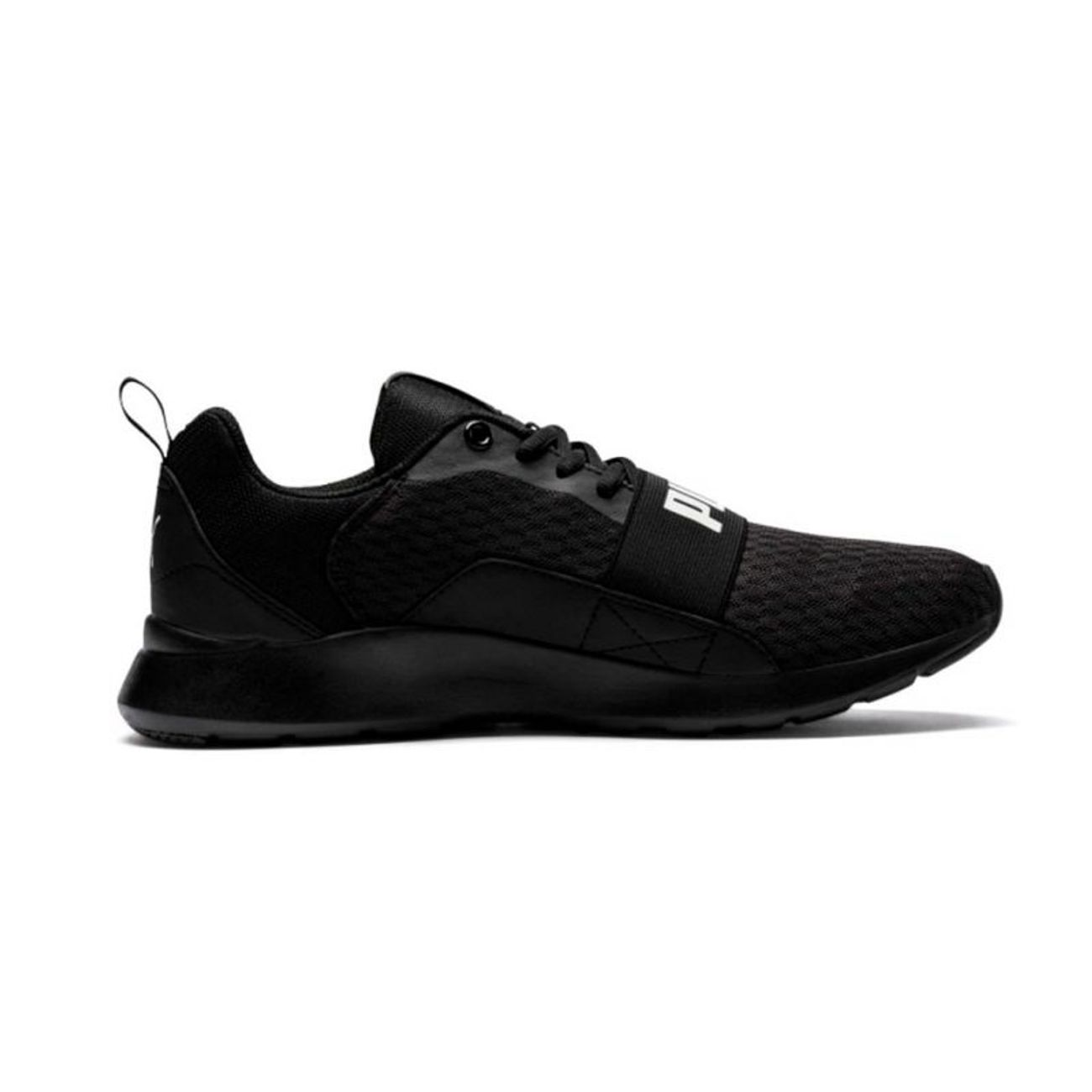 366970 Puma 01 Padel Noir Wired Adulte DeH9bE2IYW