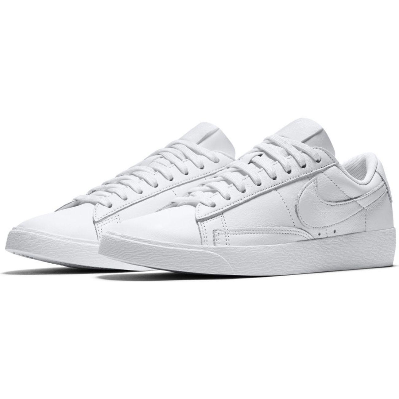 Nike Blazer Low Blanc – achat pas cher - GO Sport