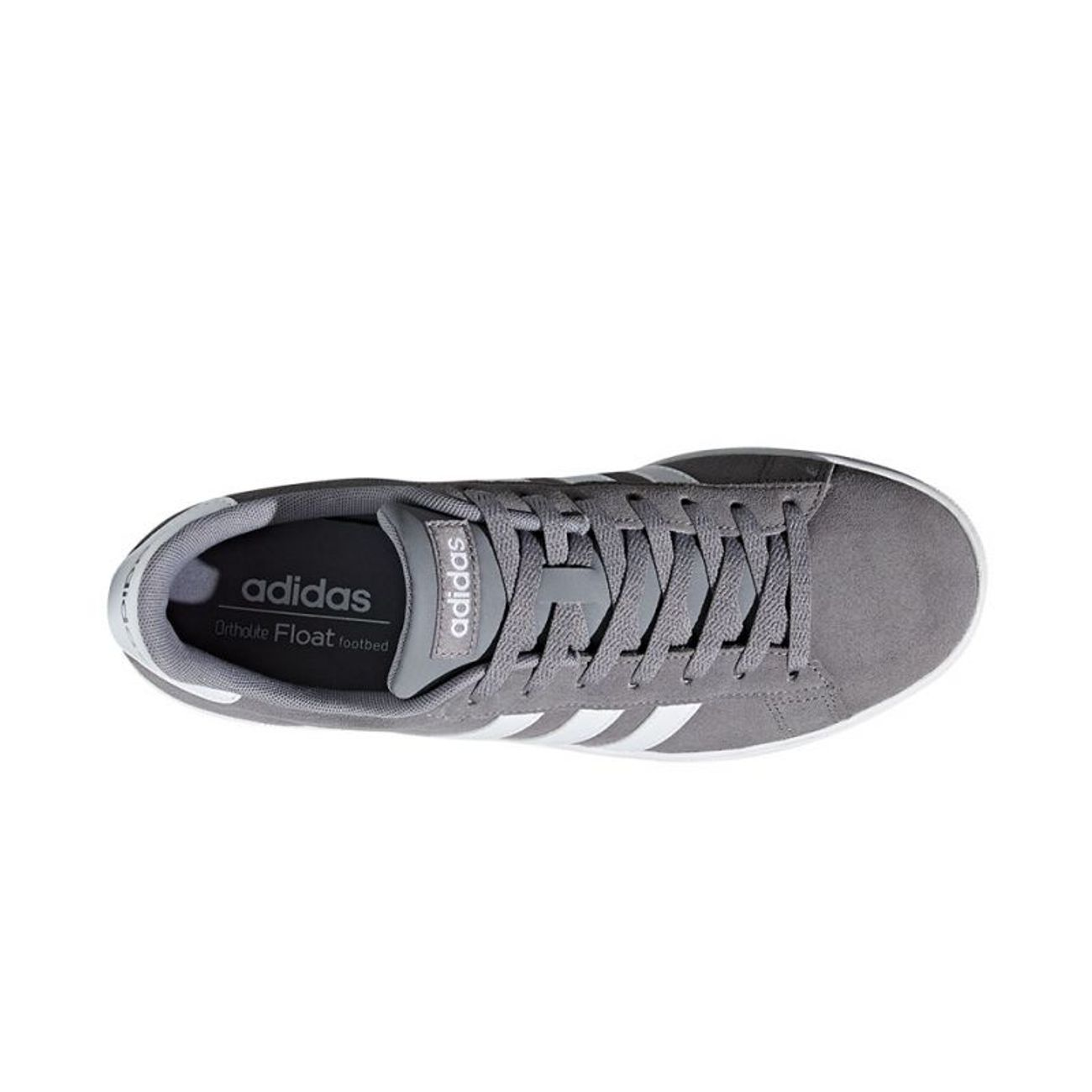 Chaussures adidas neo Daily 2.0 gris foncé blanc – achat pas