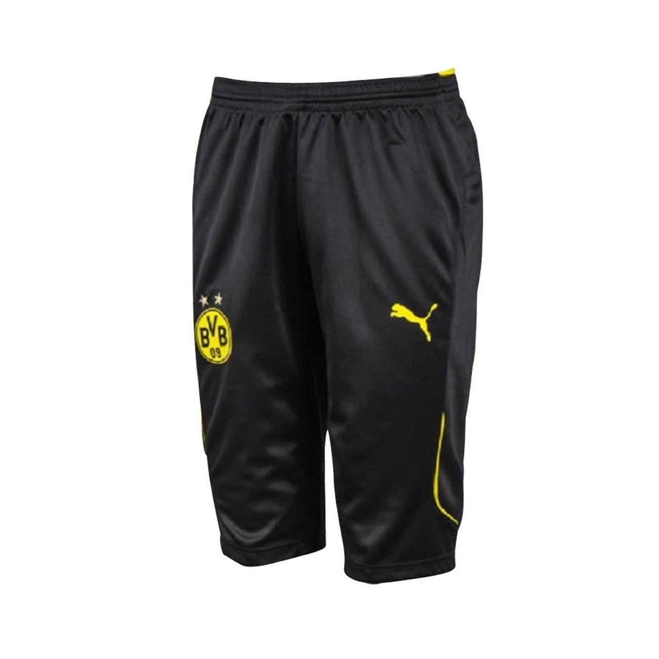 cadec155e5 Football homme PUMA Puma Pantacourt 3/4 Dortmund Adulte 749865 02 ...