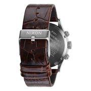 Nixon Sentry Chrono Leather