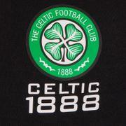 Celtic FC officiel - Pull zippé à capuche thème football - polaire - garçon