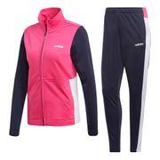 Jogging adidas Plain Trickot bleu marine rose blanc femme c1813b0edef