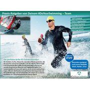 Lunettes de natation Raider, protection UV + anti-buée, AF-3000m