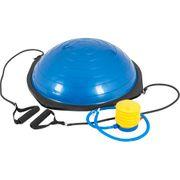 Gorilla Sports - Balance trainer - planche d´équilibre pro - semi-ballon