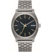 Nixon Time Teller Gunmetal / Indigo One Size