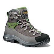 Chaussures de marche Asolo Finder GV GTX gris vert femme
