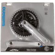 PEDALIER Vélo  SHIMANO PEDALIER 6/7/8 VIT 170MM 42x34x24