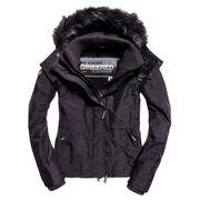 Superdry Hood Fur Sherpa Wind Attacker