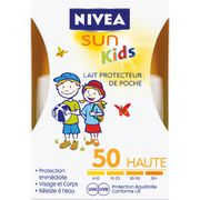 LAIT PROTECT KIDS POCHE FPS50