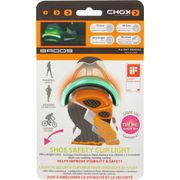 CLIP  SHOE SAFETY NR/ROUGE