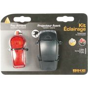 ECLAIRAGE Vélo  ADD ONE KIT ECLAIRAGE A LED