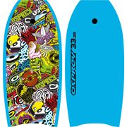 BD BOARD STICKER BLUE 33