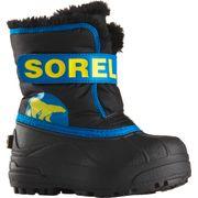 SNOW COMMANDER NOIR-BLEU