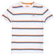 Superdry Orange Label Cali Surf Stripe