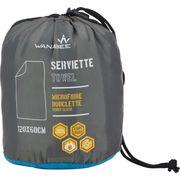 SERVIETTE BOUCLETTE 120X60