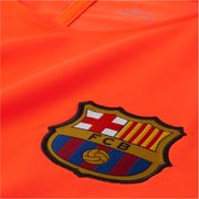 BARCA TRAINING TOP 3RD 17