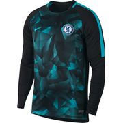CHELSEA TRAINING TOP ML 3RD 17