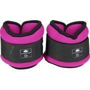 accessoire Fitness femme ATHLITECH HALTERES SOUPLES 2 X 0,5 KG
