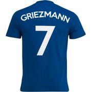 TEE SHIRT PLAYER GRIEZMANN N°7