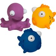 SEA SQUAD SQUIRTY TOYS