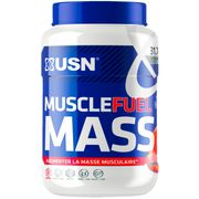 MUSCLE FUEL MASS STRAW 750G