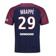 PSG MAILLOT DOM MBAPPE AD 17