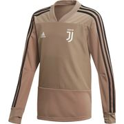 JUVE TRAINING TOP ML JR 18