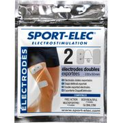 2 ELECTRODES DOUBLE