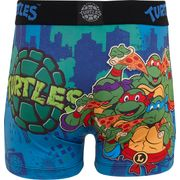 BOXER TORTUE NINJA PLACE BLUE