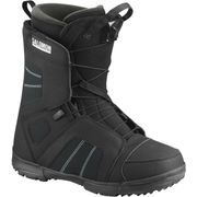 SNOW. BOOTS TITAN BLACK