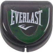 EVERLAST EVERGEL MOUTH GUARD VERT/BLC