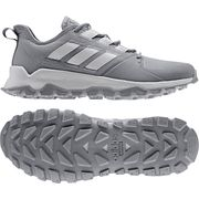CHAUSSURES BASSES running homme ADIDAS KANADIA TRAIL, GRIS