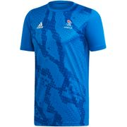 MAILLOT ENTRAINEMENT homme ADIDAS FFHB TOP