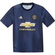MAILLOT ENTRAINEMENT junior ADIDAS MUFC THIRD JSY Y