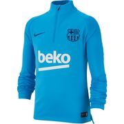 MAILLOT ENTRAINEMENT enfant NIKE BARCA DRY SQD DRIL TOP