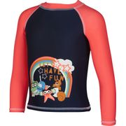AWT KIDS GIRL UV L/S TE