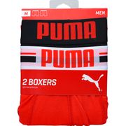 PLACED LOGO BOXER 2P