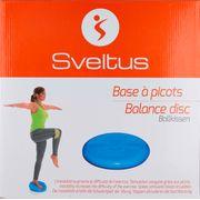 ACCESSOIRES Fitness mixte SVELTUS BASE A PICOTS ORANGE