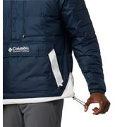 COLUMBIA M LODGE PULLOVER JKT
