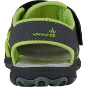 SANDALES Randonnée junior WANABEE SAND 300