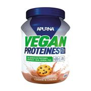 PROTEINE VEGAN COOKIE 600G