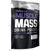 MUSCLE MASS 1000G CHOCOLAT