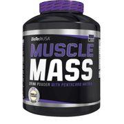 MUSCLE MASS 2,27KG VANILLE