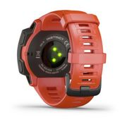 MONTRE CONNECTEE   GARMIN INSTINCT ROUGE
