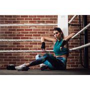 LEGGING Cardio Fitness femme REEBOK TS LUX BOLD 2.0- UR