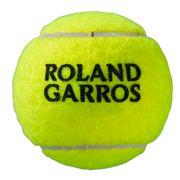 BALLES Tennis  WILSON ROLAND GARROS ALL COURT BIPACK