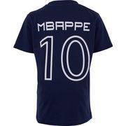 TEE SHIRT  junior WEEPLAY FFF MBAPPE 2020-2021